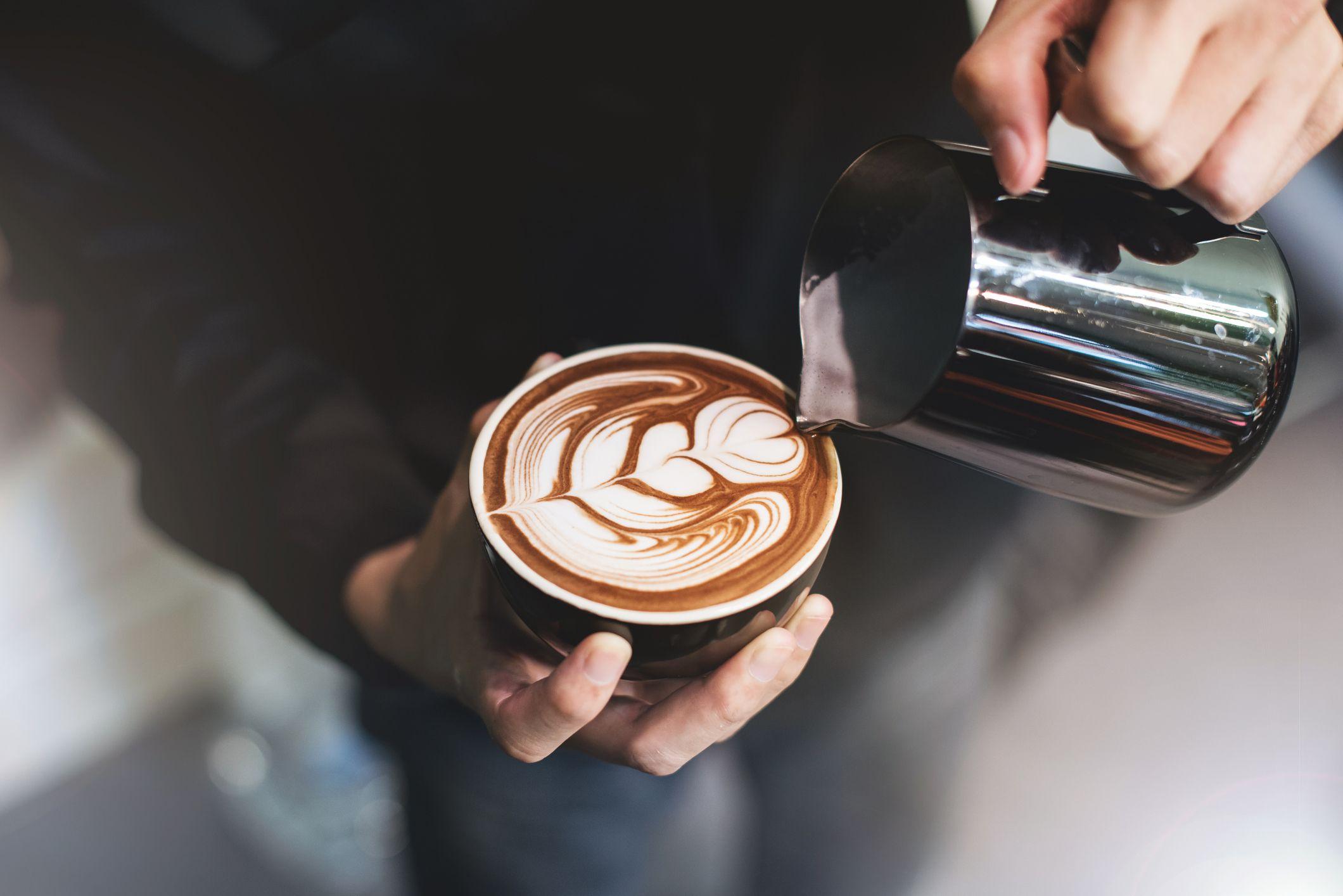 Cara Membuat Foam Susu Untuk Latte Art