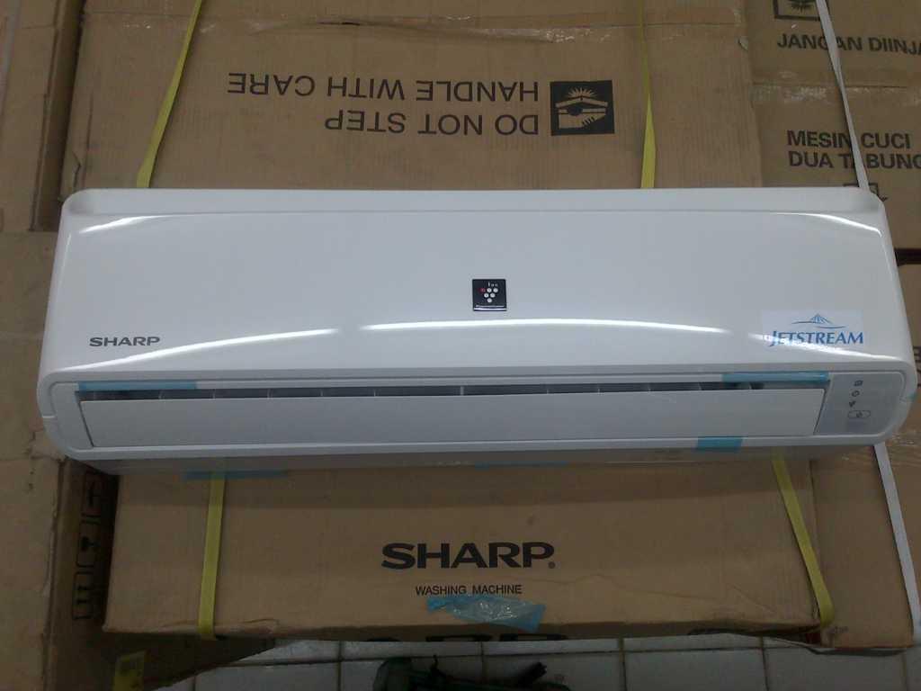 Cara Membersihkan AC Rumah Merk Sharp yang Gampang