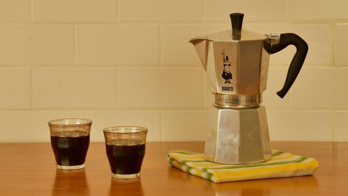 Berikut Ini Adalah Resep Espresso Moka Pot