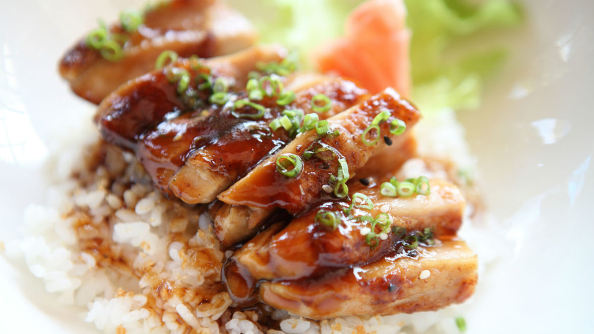 Resep Masakan Teriyaki Ayam Saus Nanas Yang Menggugah Selera