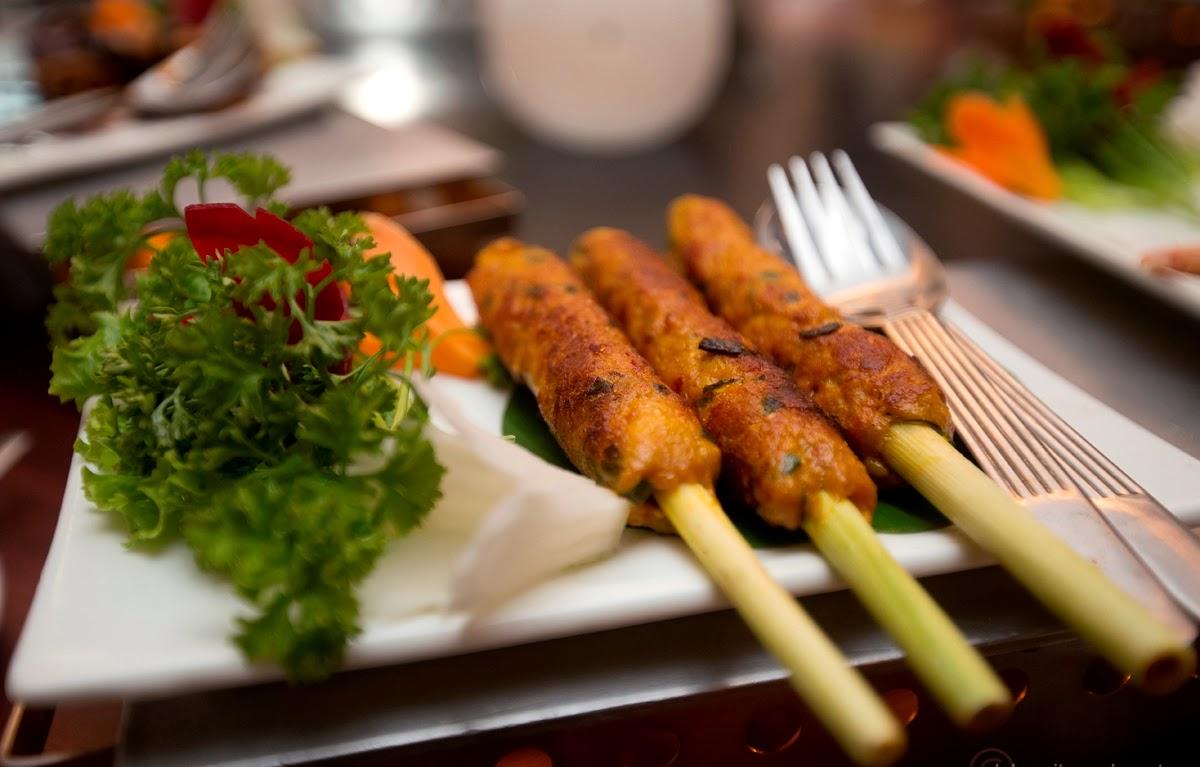 resep sate lilit ikan dori