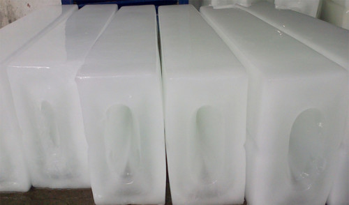 cara membuat es balok tanpa listrik