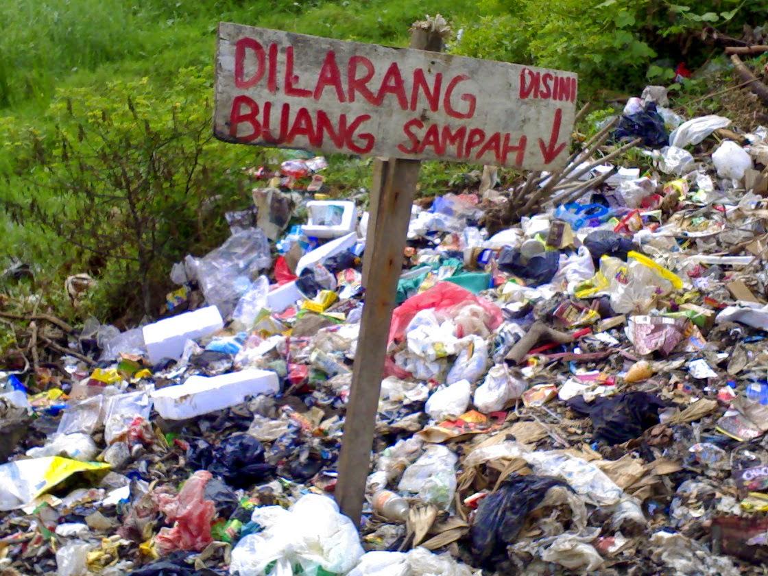 dampak penggunaan sampah plastik