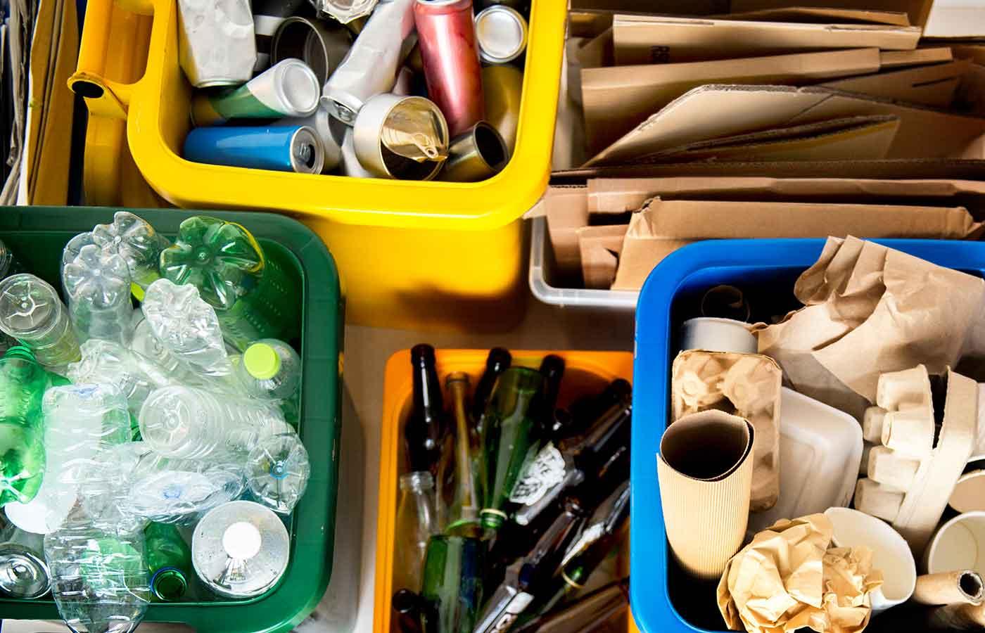 produk daur ulang limbah