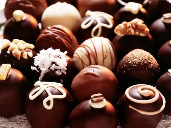Cara Membuat Coklat Praline yang Bikin Nagih