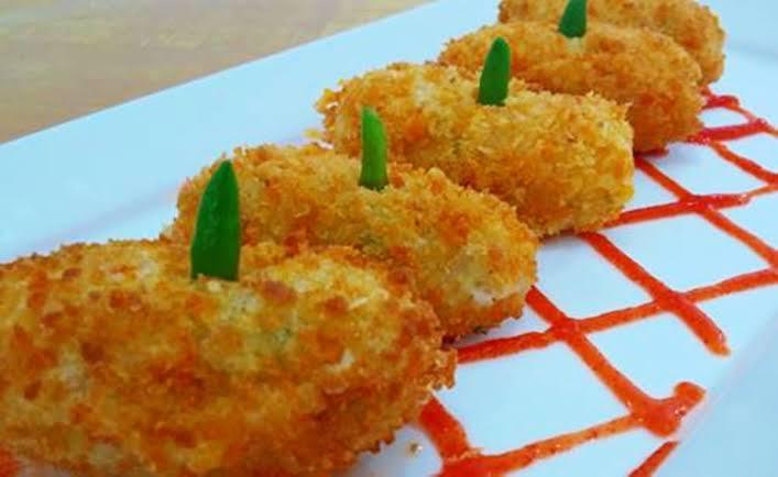 Cara Membuat Kroket Ayam Wortel yang Lembut