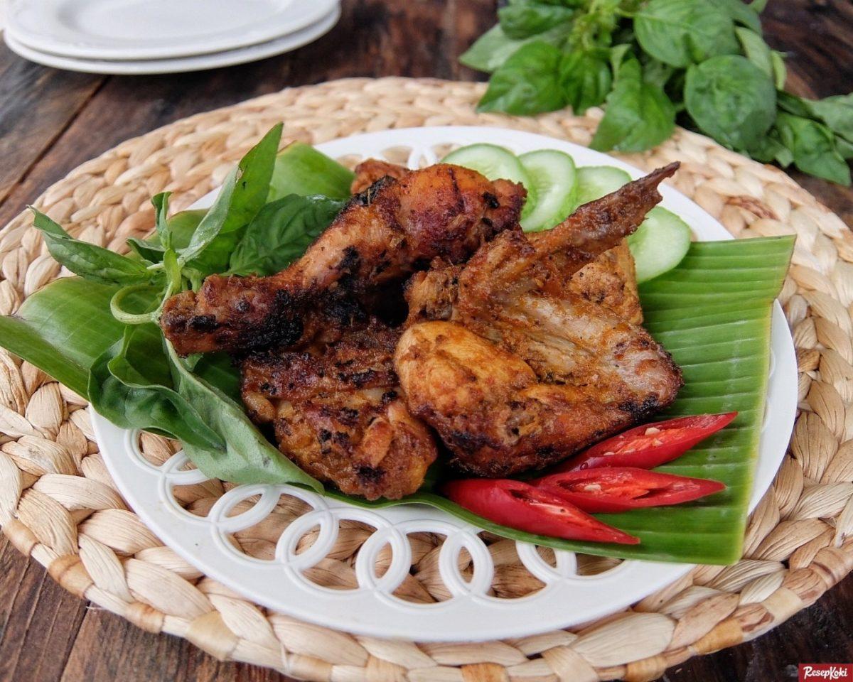 Resep Ayam Bakar Padang Yang Mengguggah Nafsu Makan