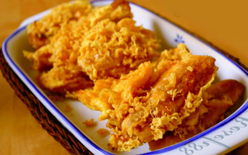 Resep Pisang Crispy yang Super Lezat