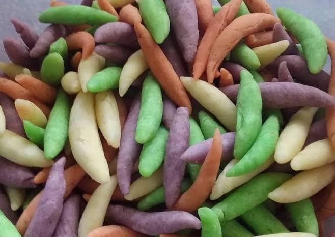 Cara Membuat Stik Keju Rainbow untuk Bisnis