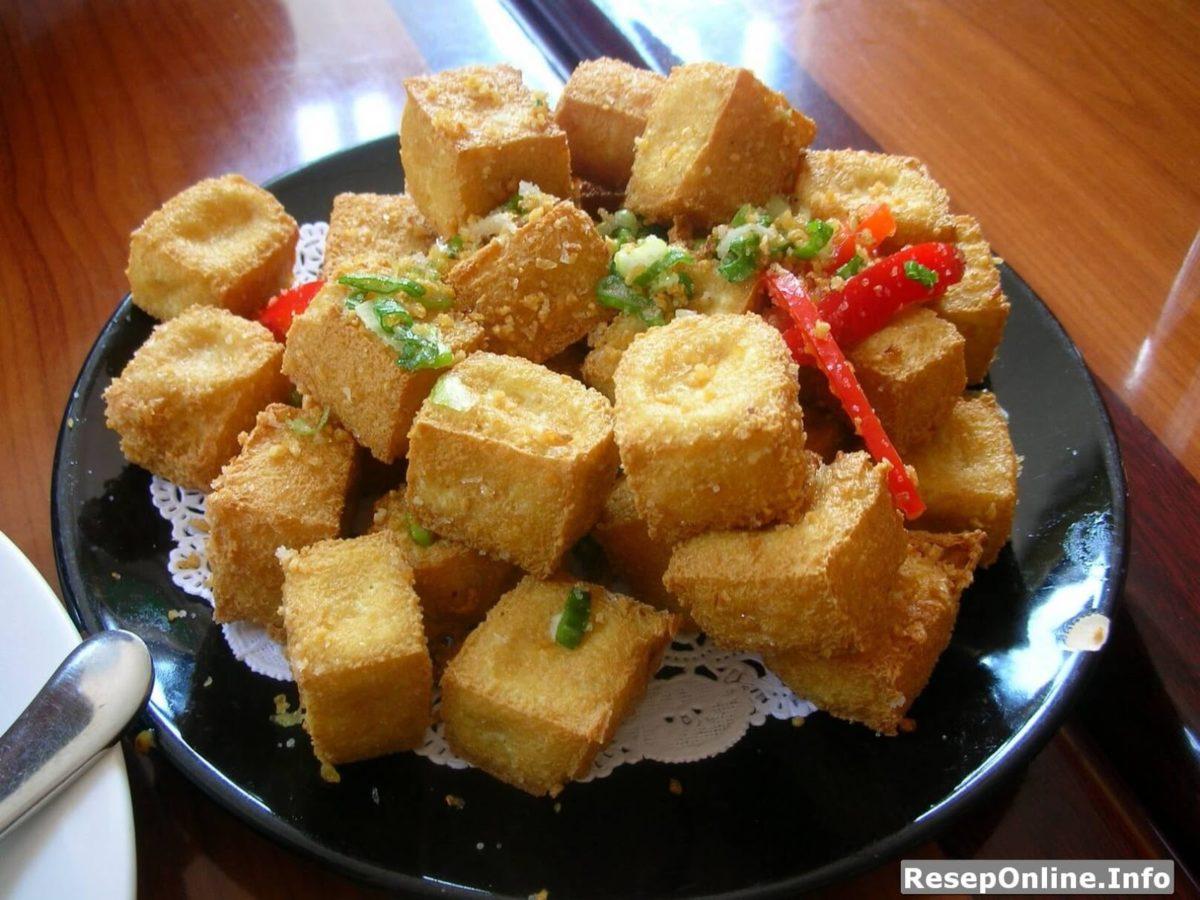 Usaha Makanan Ringan Tahu Crispy Terlaris dan Ramai Pembeli