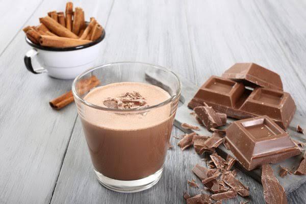 Resep Minuman Coklat Bubuk Van Houten Ala Cafe