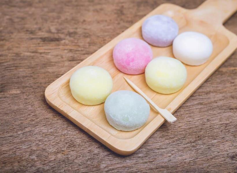 cara membuat mochi jepang