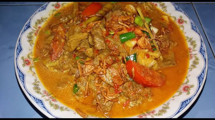resep tongseng daging sapi simple