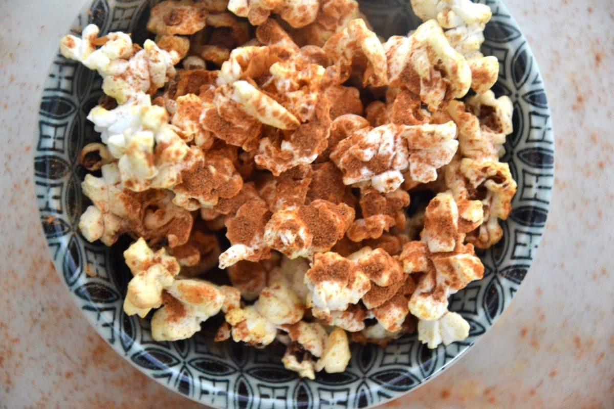 reseo membuat popcorn aneka rasa