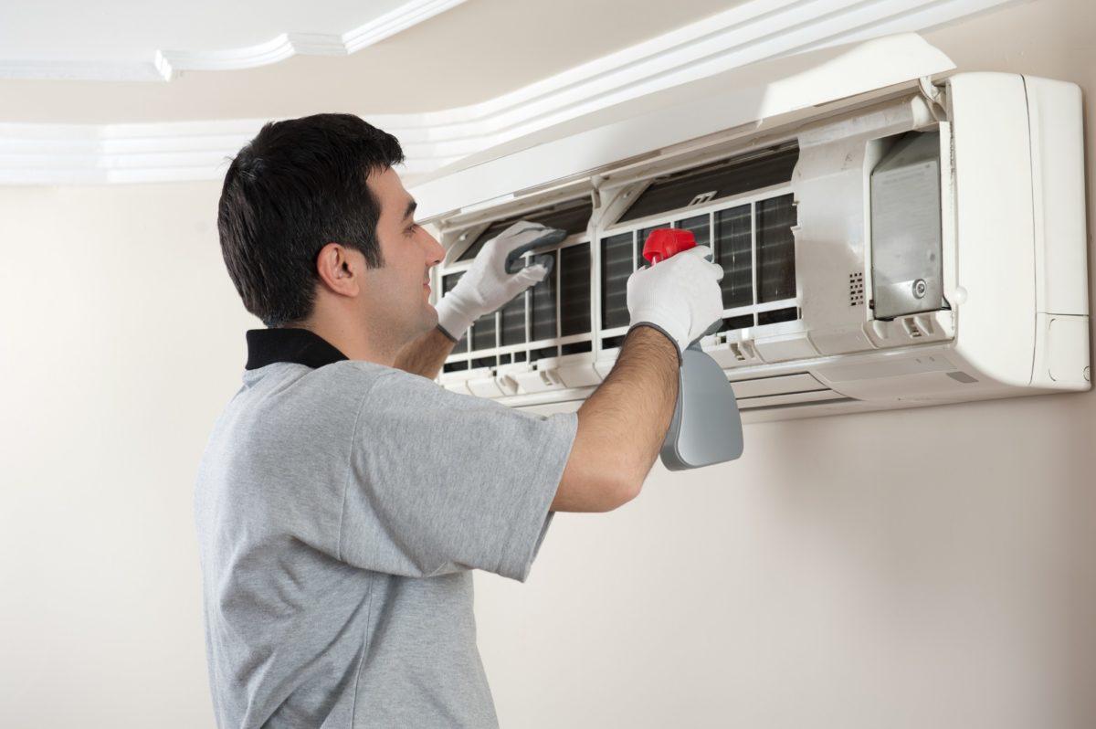 Cara Mencuci AC Sederhana Dengan Mudah