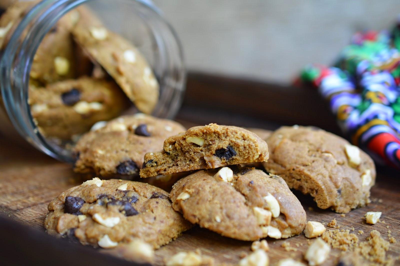 cara membuat cookies kopi