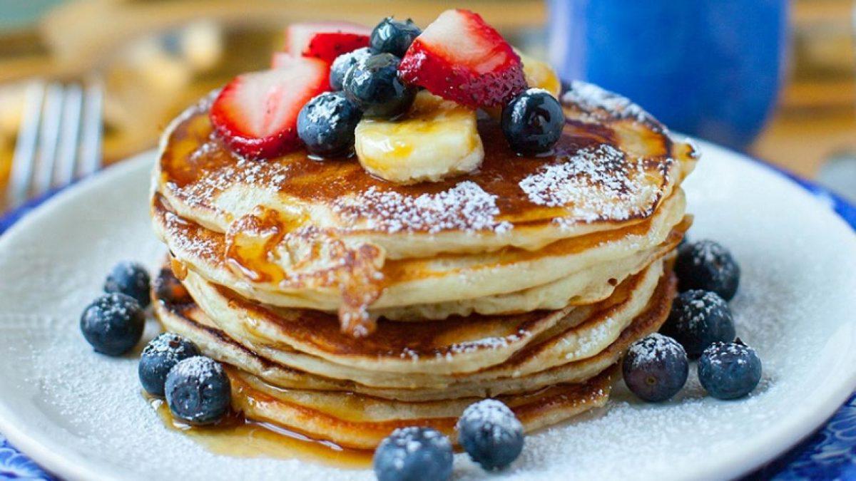 Cara Membuat Pancake Sederhana Yang Lembut