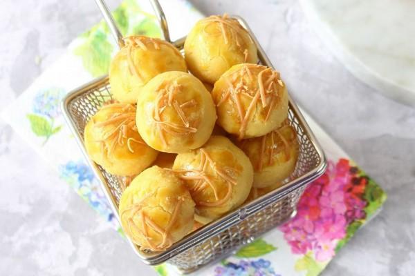 Cara Membuat Kue Nastar Nanas yang Enak Lumer