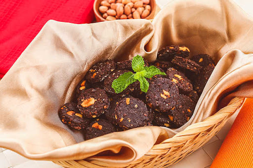 Cara Membuat Kue Kacang Coklat dengan bermacam varian