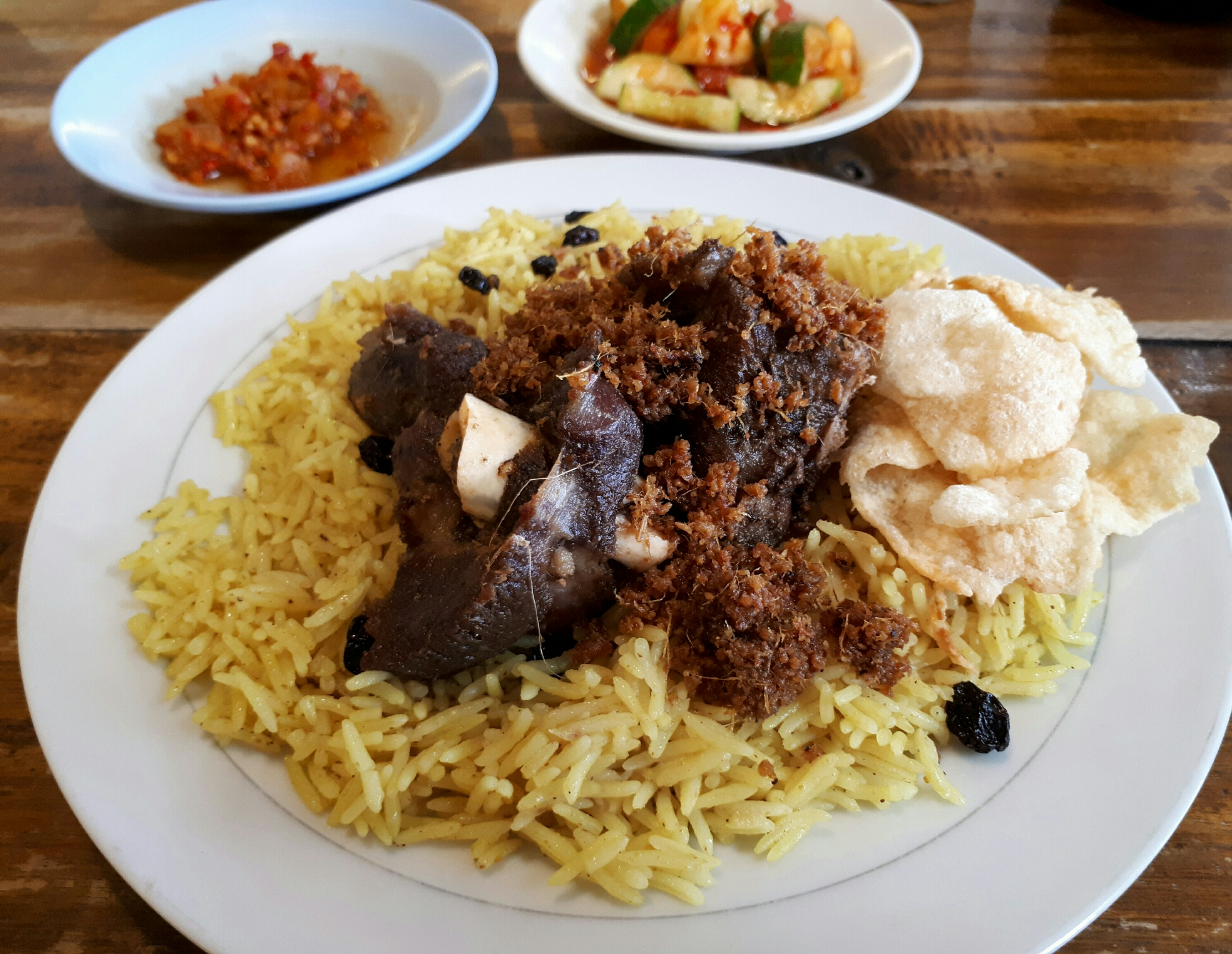 Cara Bikin Nasi Kebuli Khas Arab