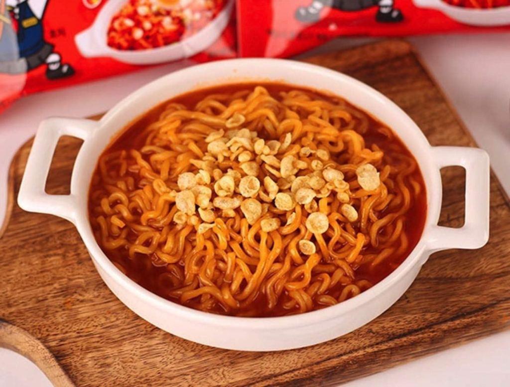 Resep Samyang Kuah yang enak Lezat dan Endess