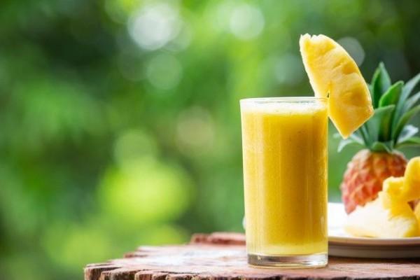 Berikut Beberapa Cara Membuat Jus Nanas Diet Terbaru dan Gampang