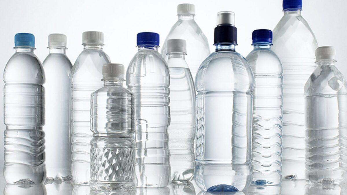 Proses Produksi Botol Plastik Kemasan Sederhana