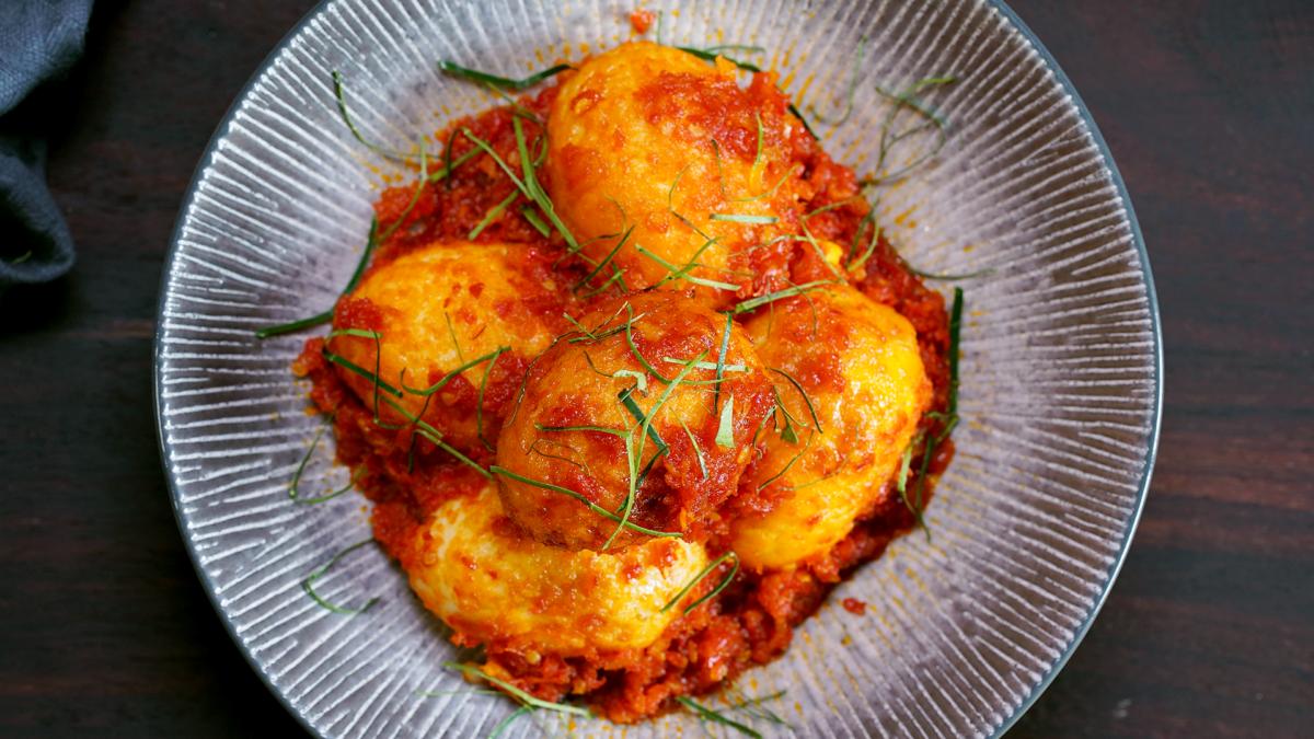 Resep Bumbu Balado Telur