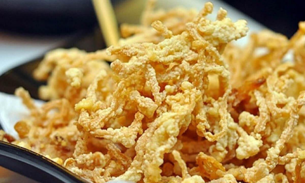 Cara Membuat Keripik Jamur Tiram Crispy