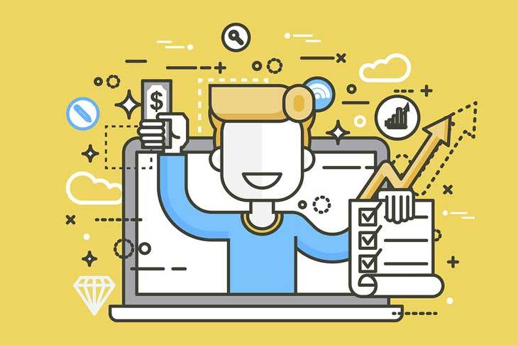 Bentuk pemasaran online